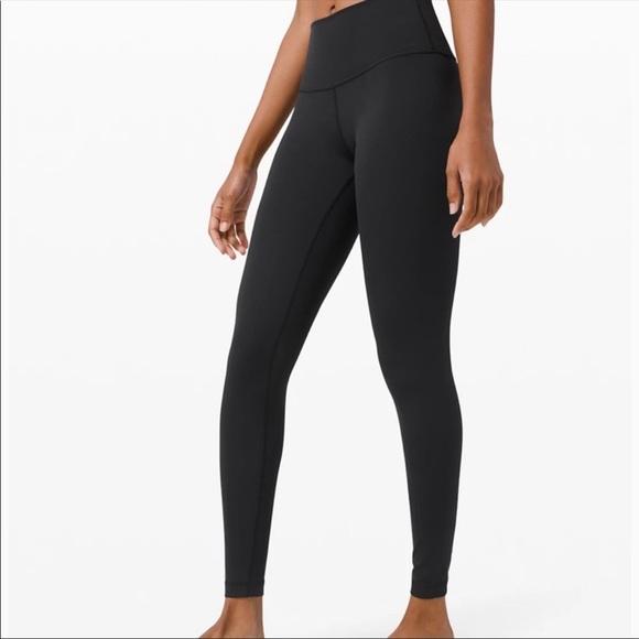 Lululemon Align High Rise Full Length Leggings